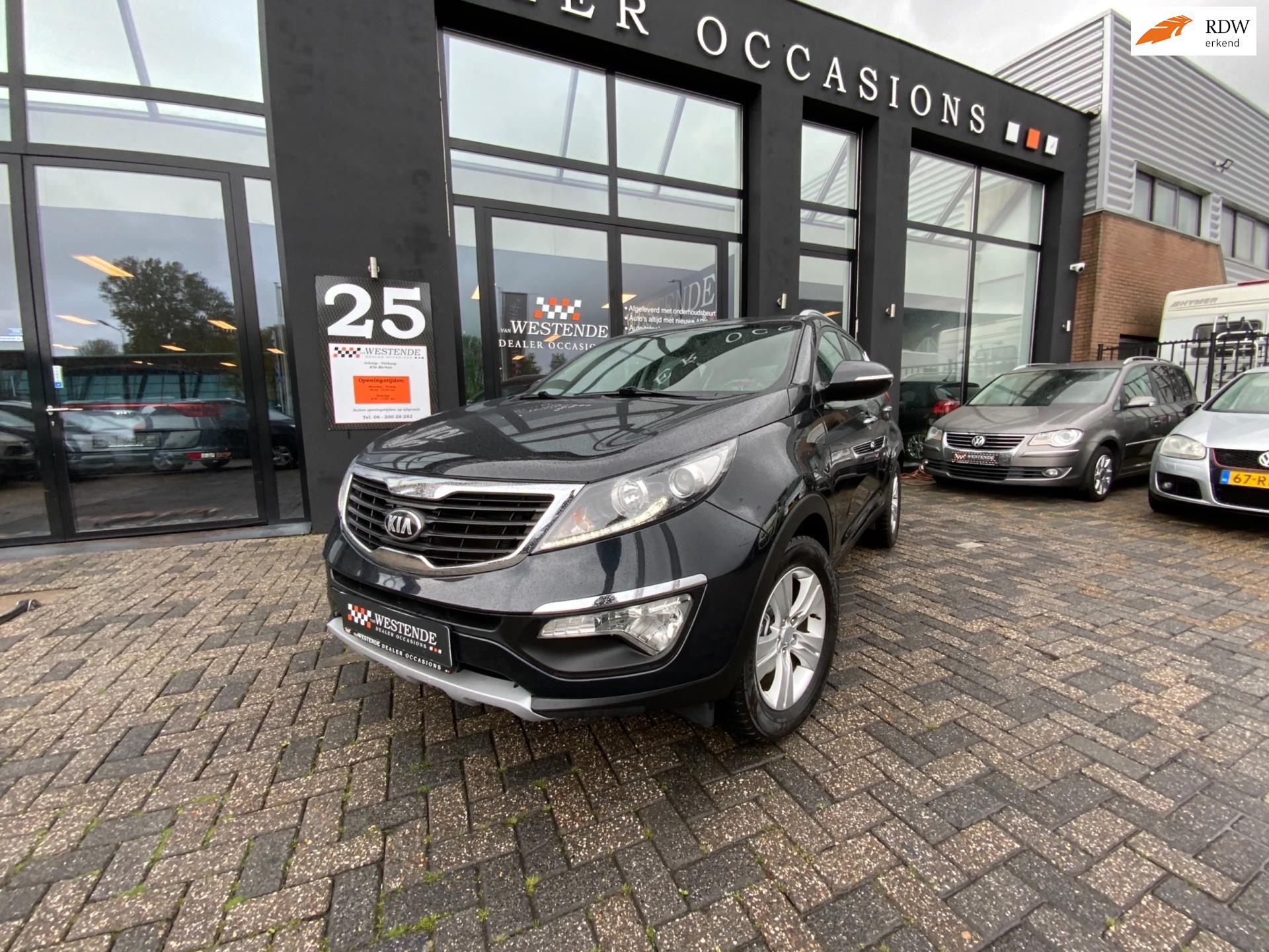 Kia Sportage occasion - Van Westende Dealeroccasions
