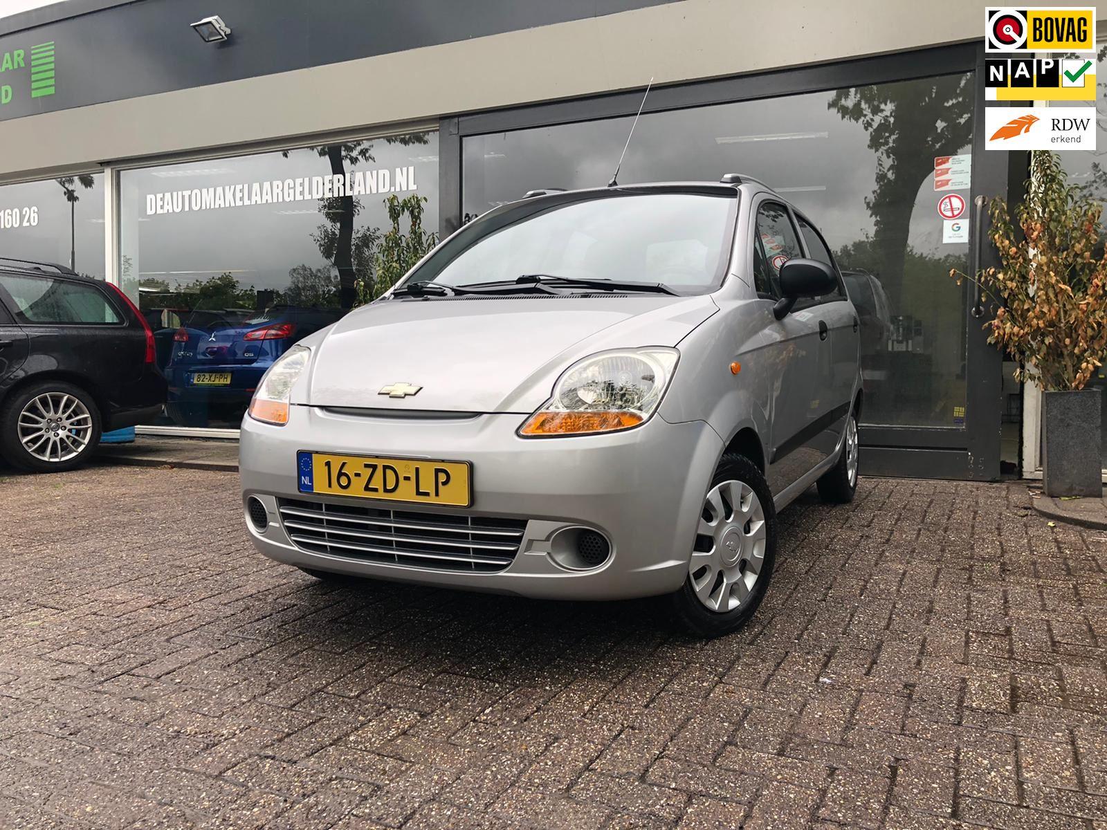 Chevrolet Matiz occasion - De Automakelaar Gelderland