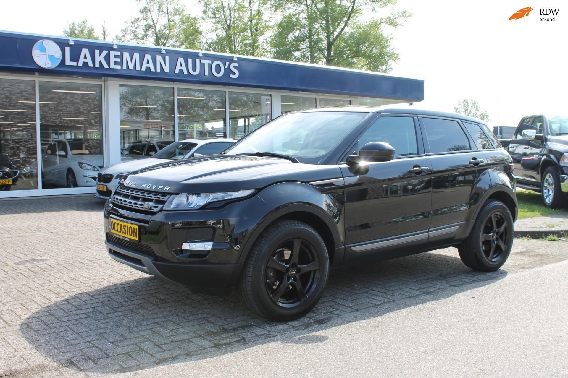 Land Rover Range Rover Evoque occasion - Lakeman auto's Almere B.V.