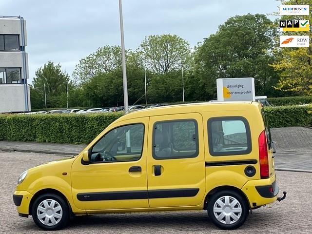Renault Kangoo occasion - Jesse de Koning Auto`s