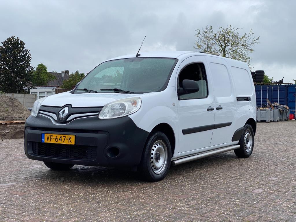 Renault Kangoo Express occasion - Van Gelder Bedrijfswagens