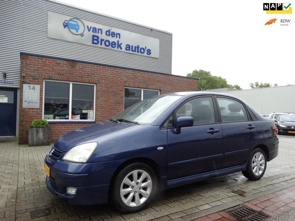 Suzuki Liana occasion - R. van den Broek Auto's