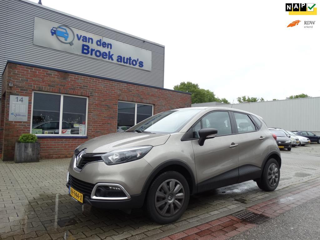 Renault Captur occasion - R. van den Broek Auto's