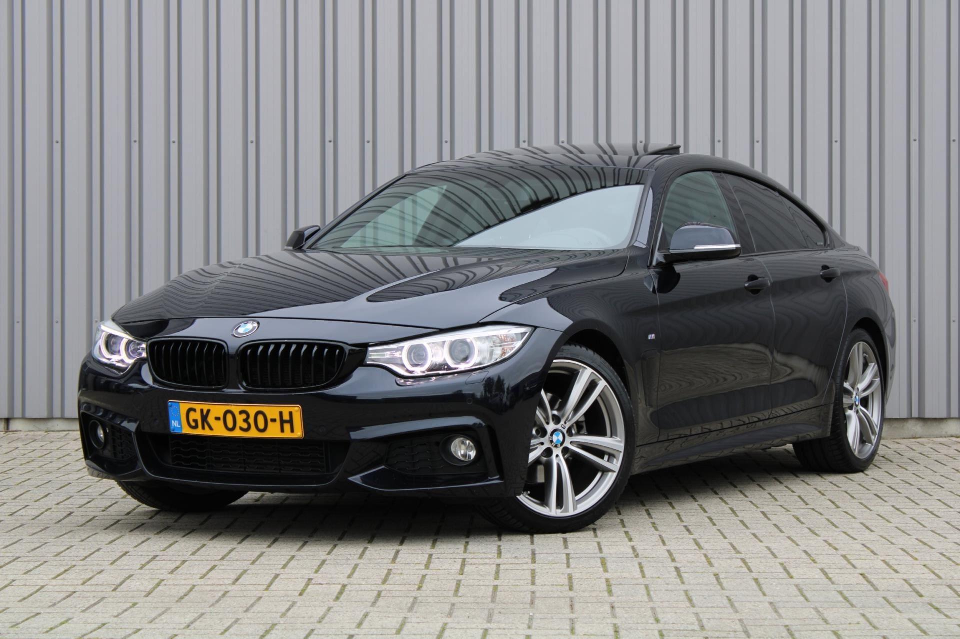 BMW 4-serie Gran Coupé occasion - Autobedrijf Van De Klundert