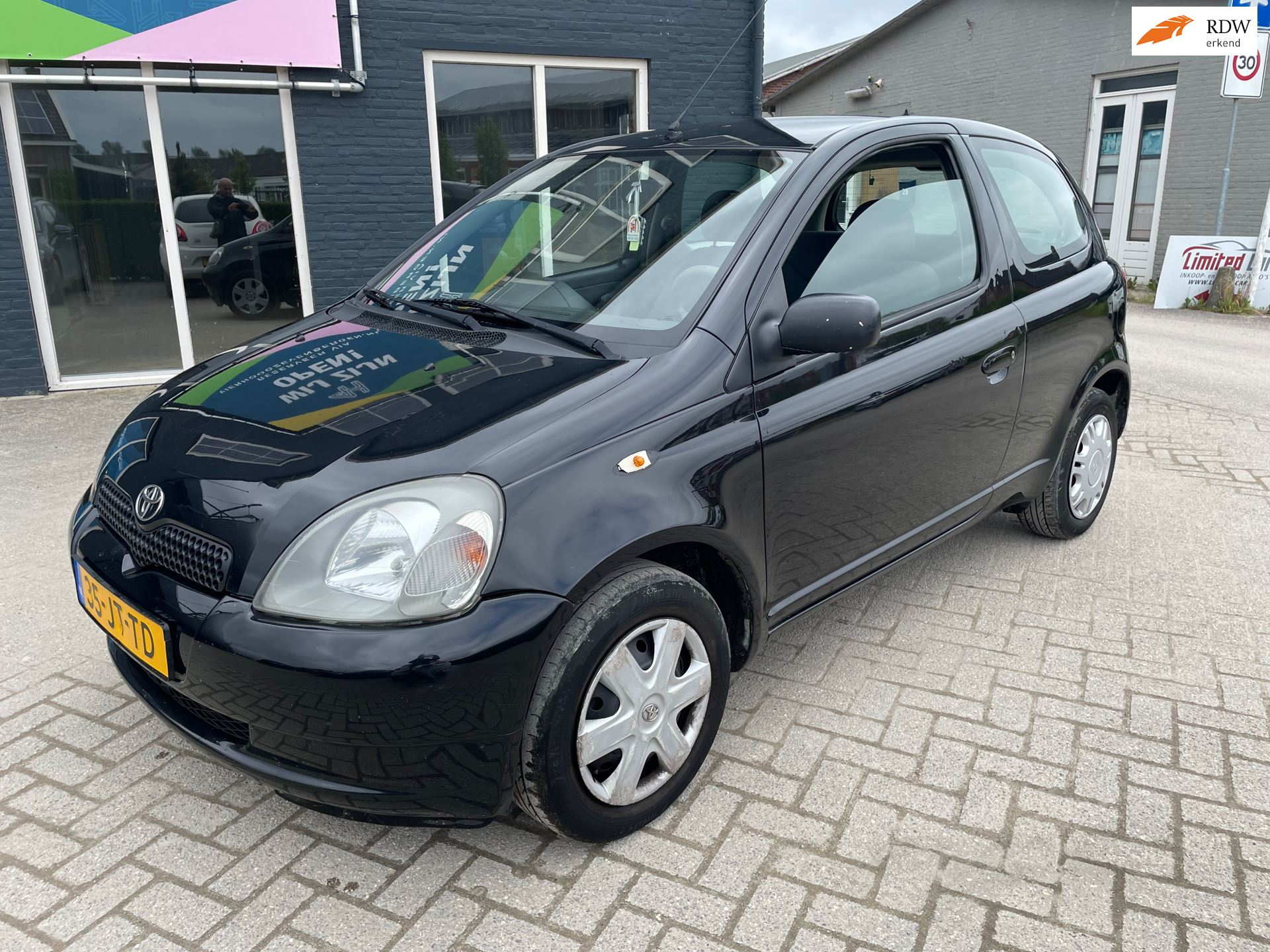Toyota Yaris occasion - Limited Car