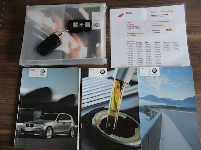 BMW 1-serie 116i High Executive ! 5-DRS / AIRCO ! VERKOCHT