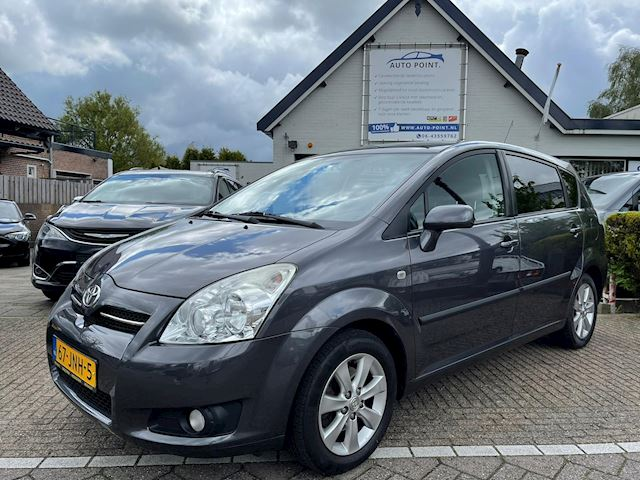 Toyota Verso 1.8 VVT-i AUTOMAAT/7-PERSOON/CRUISE/PDC