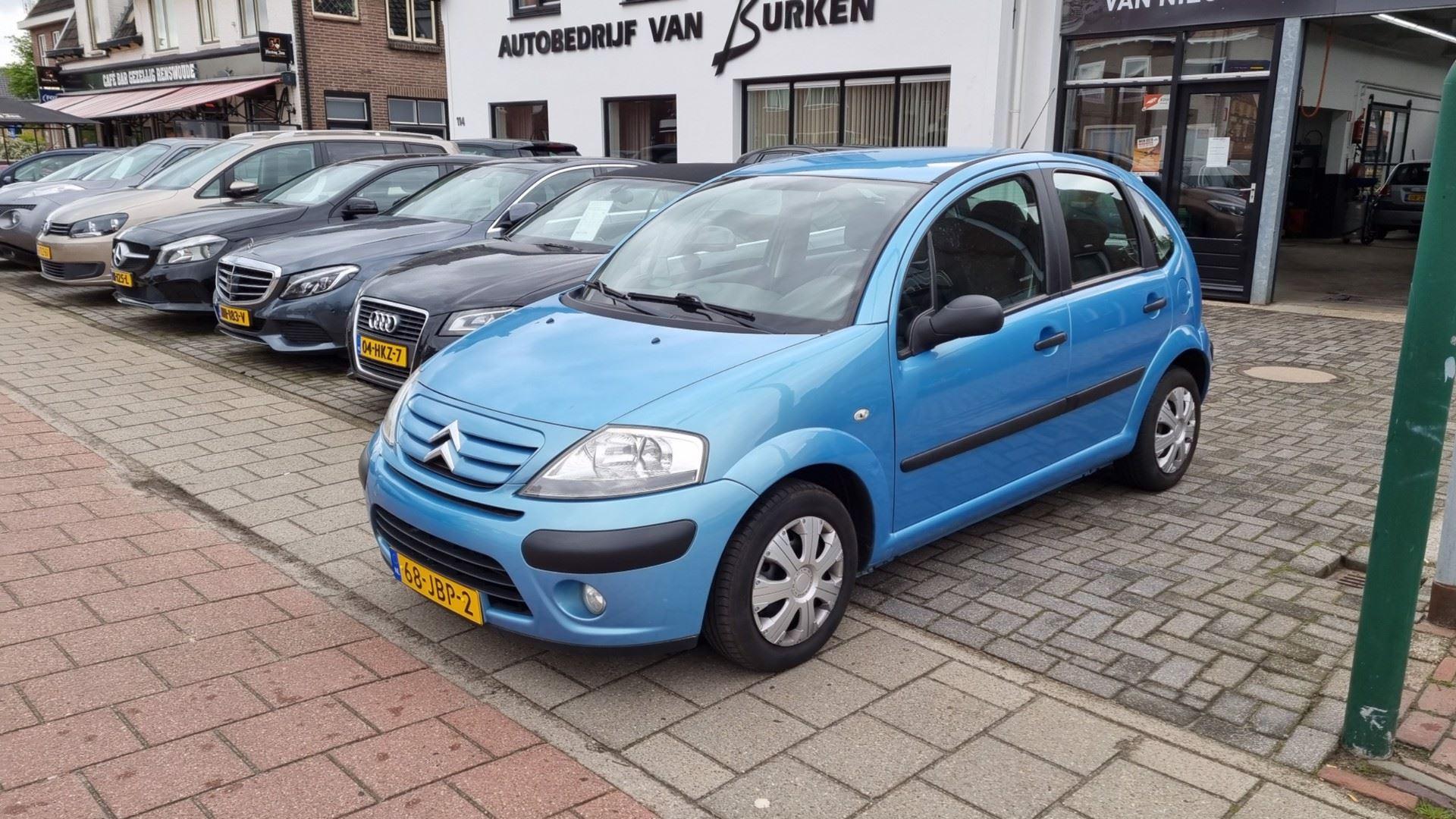 Citroen C3 occasion - Autobedrijf van Burken