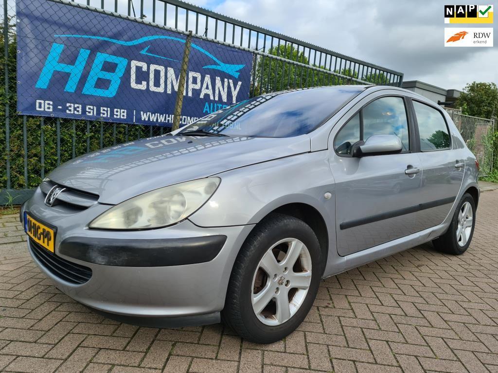Peugeot 307 occasion - HB Company Auto's