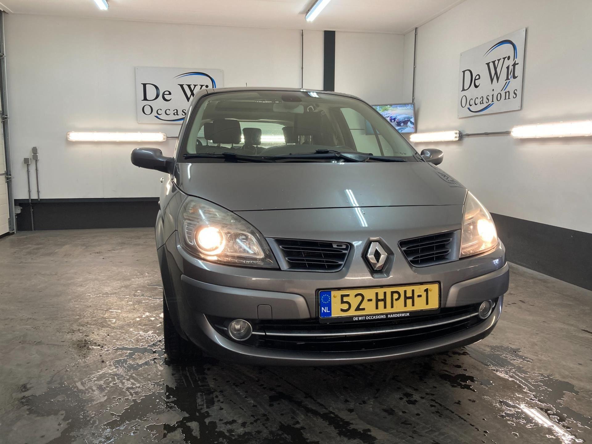 Renault Scénic occasion - De Wit Occasions