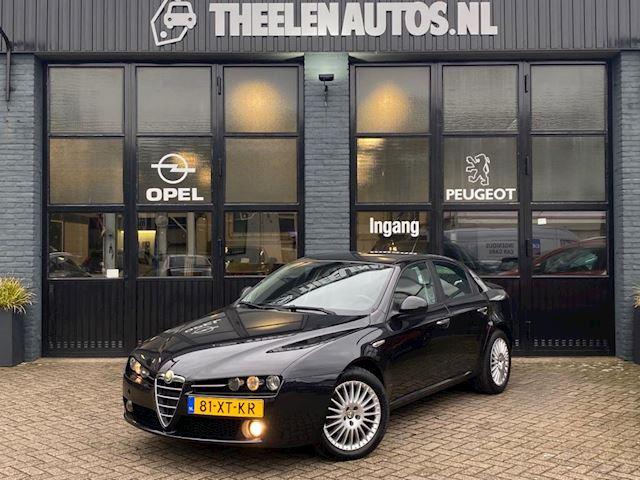 Alfa Romeo 159 1.8 mpi Business Lederen Bekl. Navi Cruise Contr.