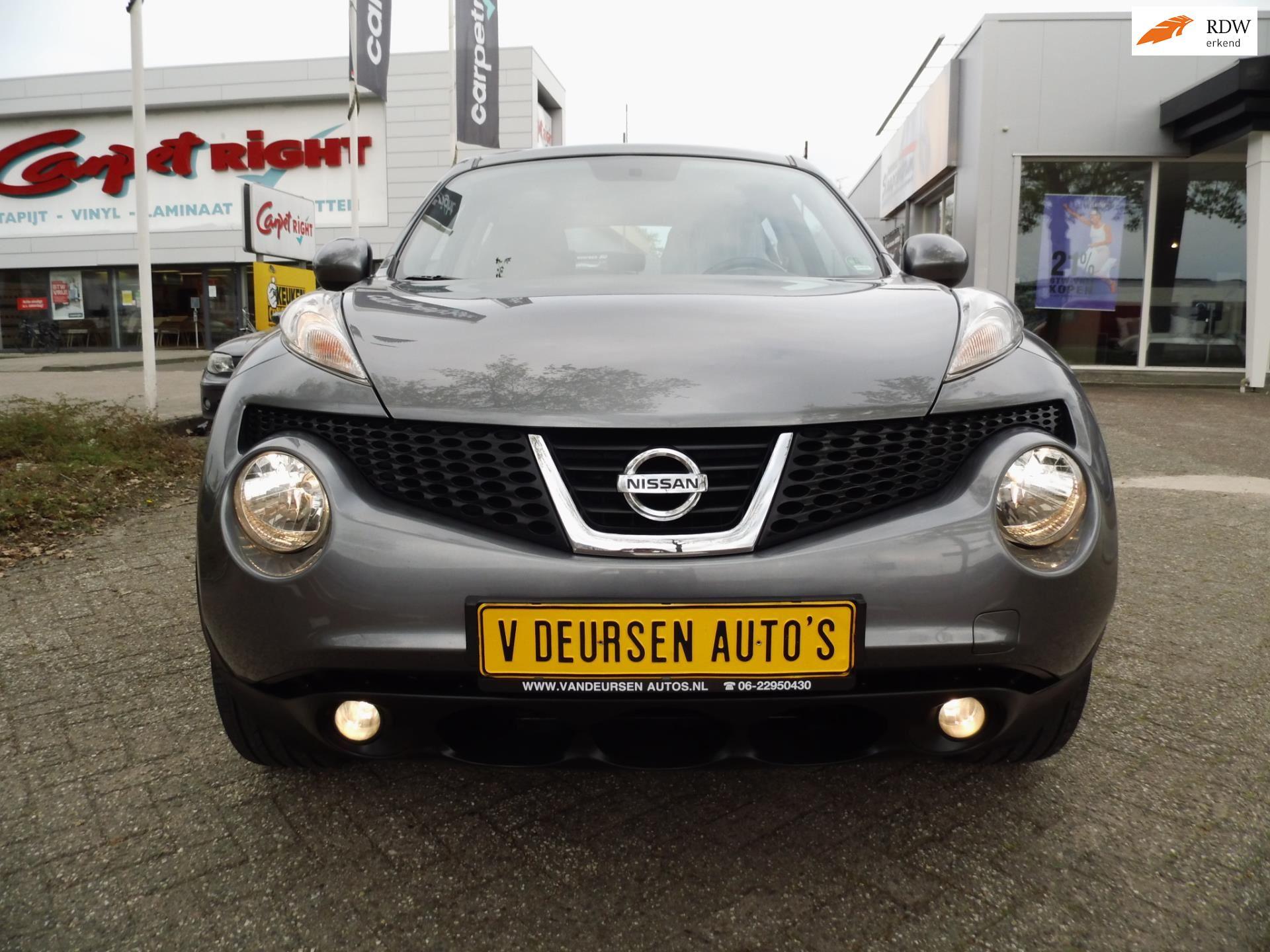 Nissan Juke occasion - Van Deursen Auto's