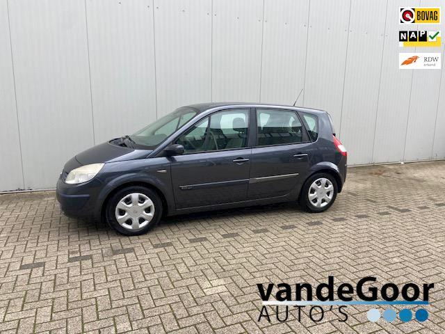 Renault Scnic occasion - van de Goor Auto's