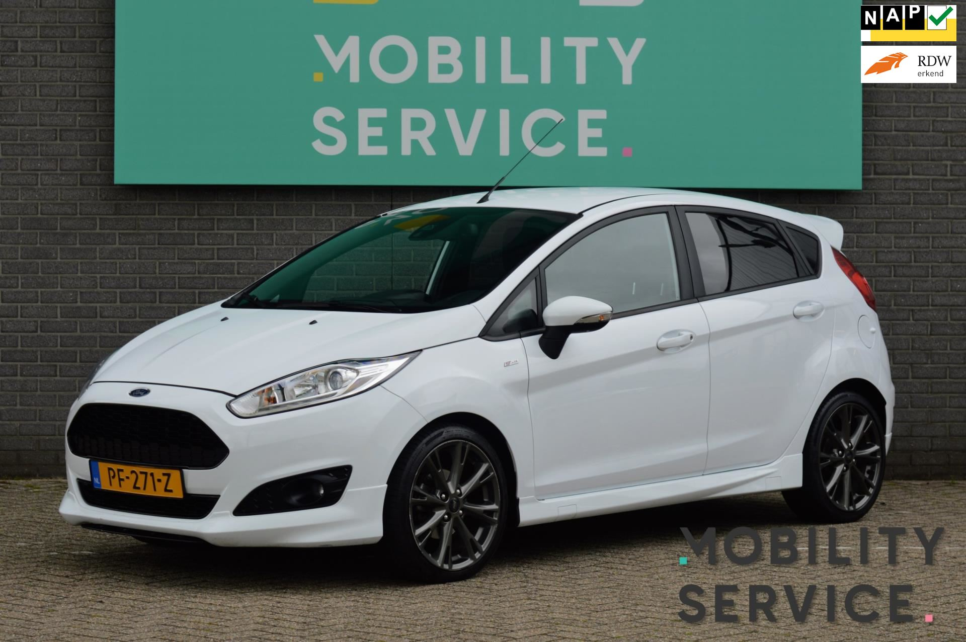 Ford Fiesta occasion - Mobility Service