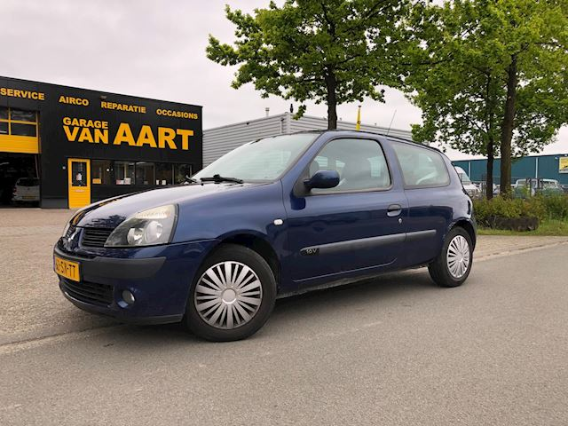 Renault Clio 1.2-16V Dynamique Comfort/APK 02-2022/