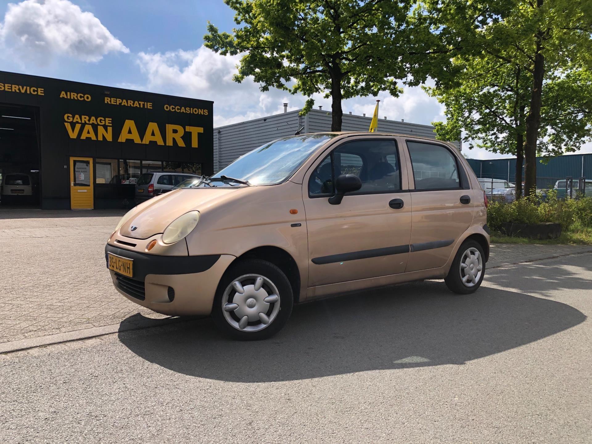 Daewoo Matiz occasion - Garage van Aart