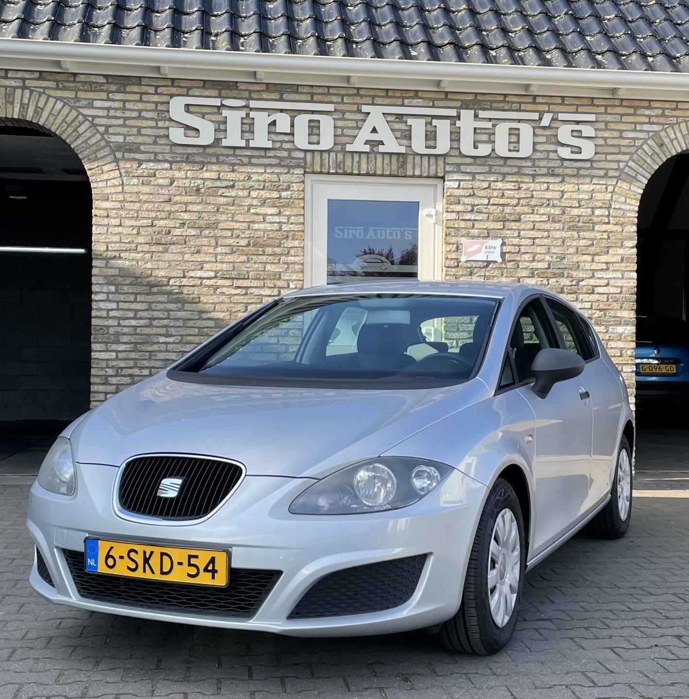 Seat Leon occasion - Siro Auto's