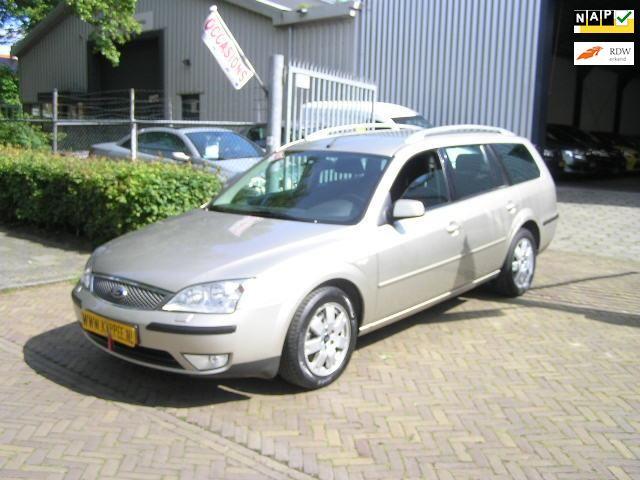 Ford Mondeo Wagon occasion - Autobedrijf Kappee