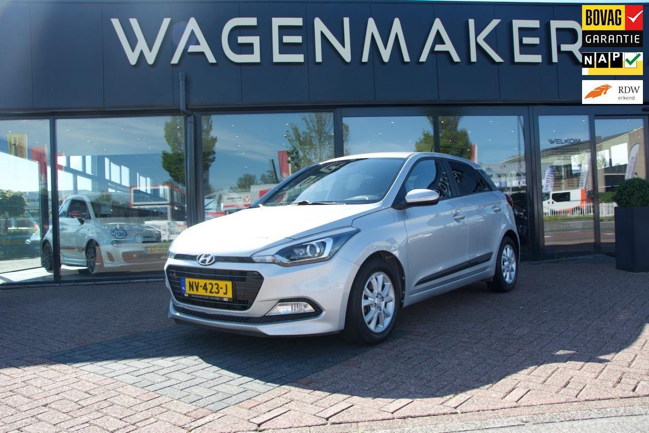 Hyundai I20 occasion - Wagenmaker Auto's