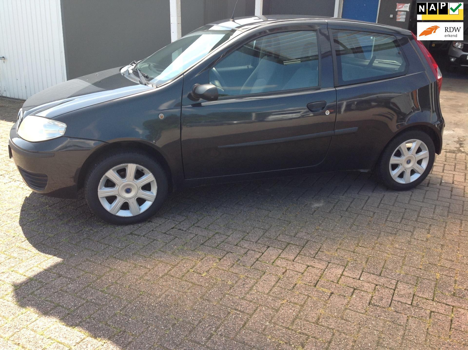 Fiat Punto occasion - DT Auto's
