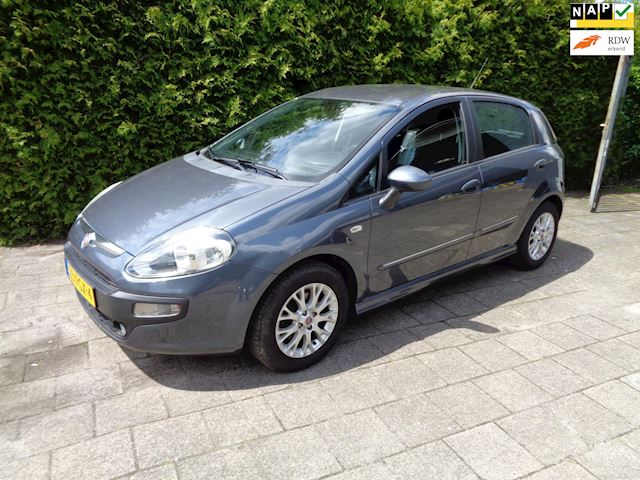 Fiat Punto Evo occasion - Autobedrijf Harry Pit & Zn