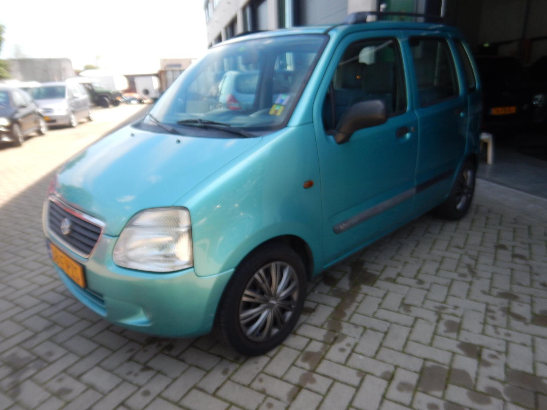 Suzuki Wagon R occasion - Pitstop 4 You