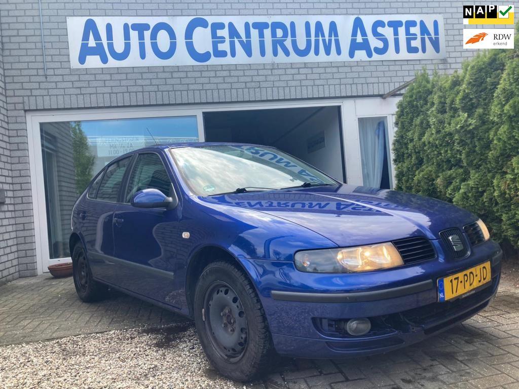 Seat Leon occasion - Auto Centrum Asten