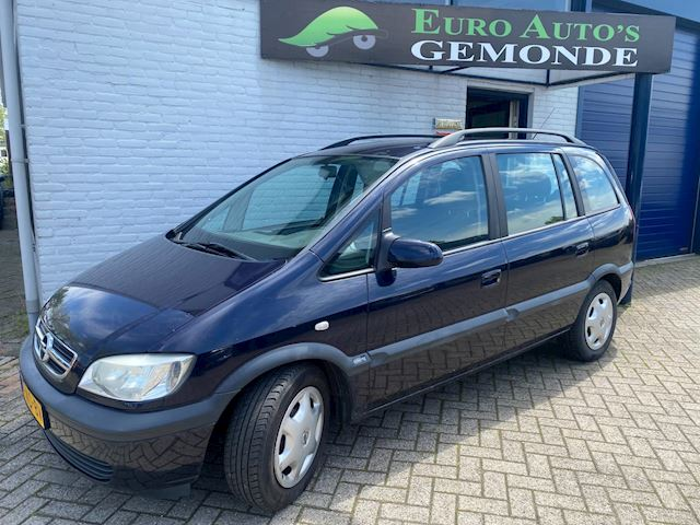 Opel Zafira 1.6-16V Comfort airco