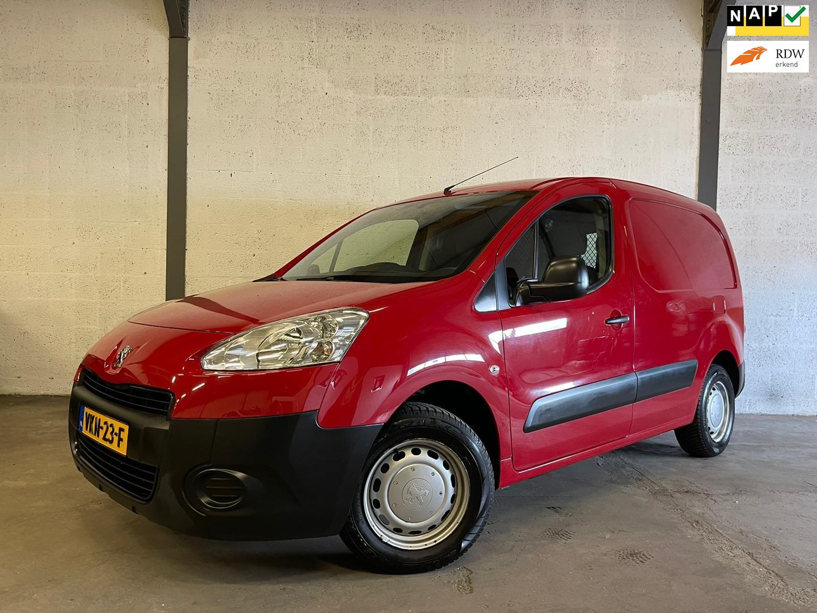 Peugeot Partner occasion - Auto Centrum Heerhugowaard