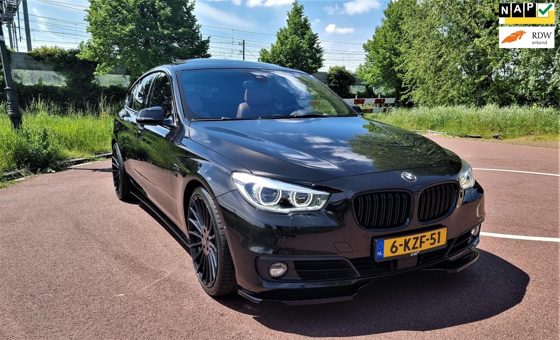 BMW 5-serie Gran Turismo occasion - OTC Auto's