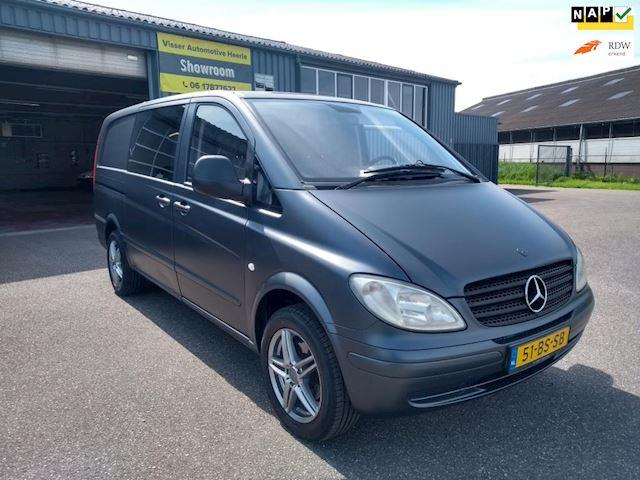 Mercedes-Benz Vito 109 CDI 320 Lang DC Goed onderhouden ! APK tot 04-2022 ! Youngtimer ! EURO 4