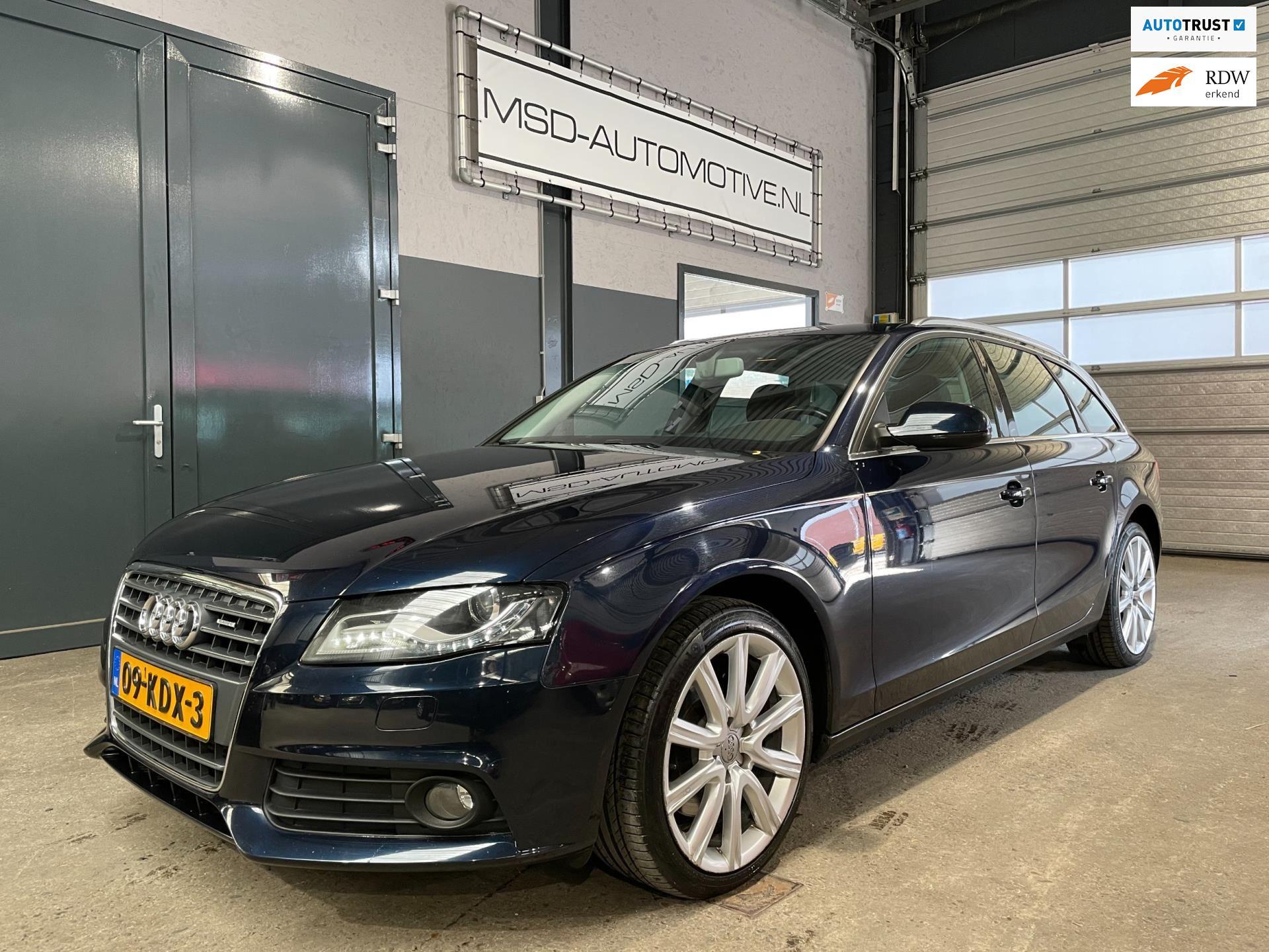 Audi A4 Avant occasion - MSD Automotive