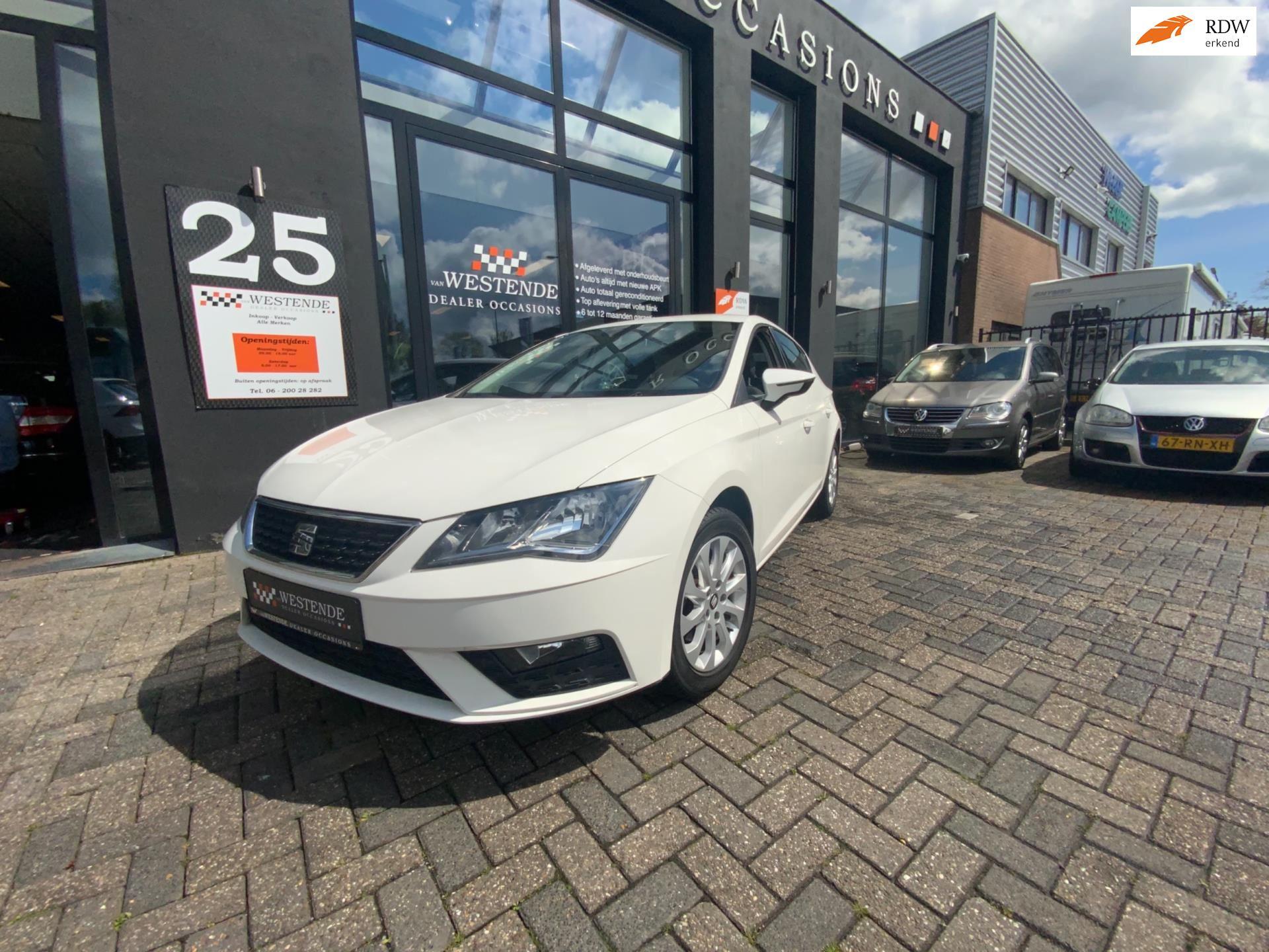 Seat Leon occasion - Van Westende Dealeroccasions