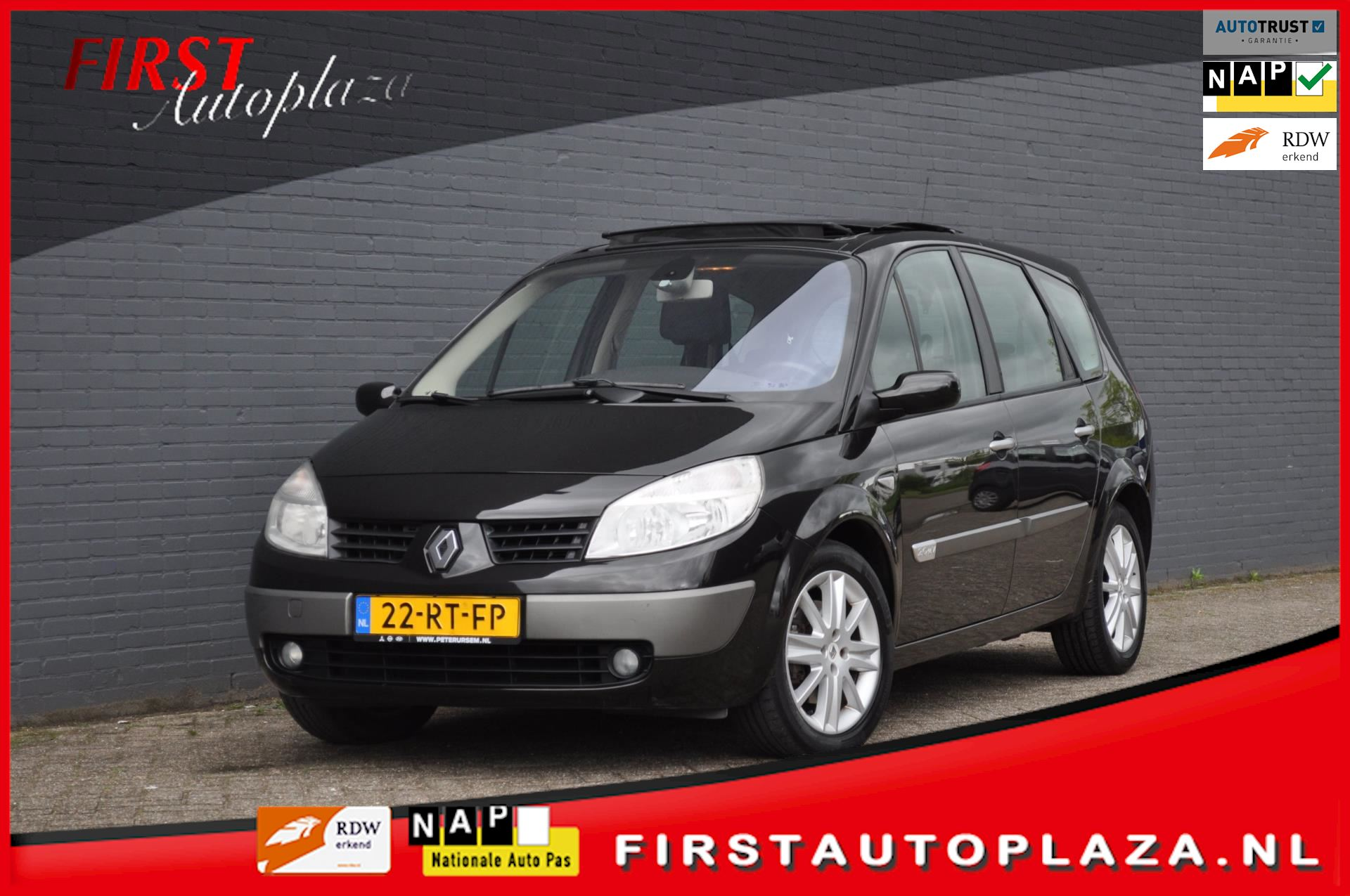 Renault Grand Scénic occasion - FIRST Autoplaza B.V.