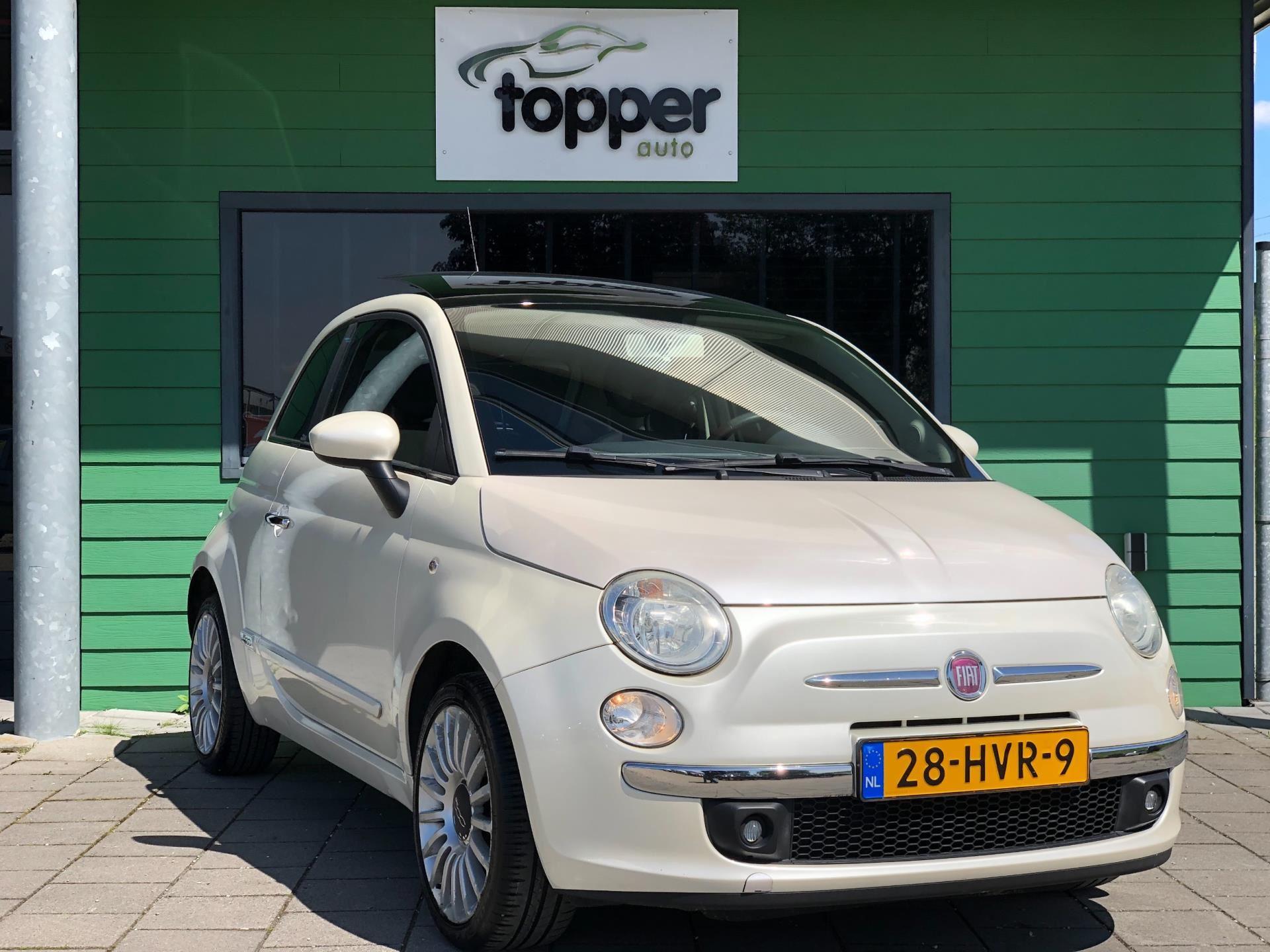 Fiat 500 occasion - Topper Auto