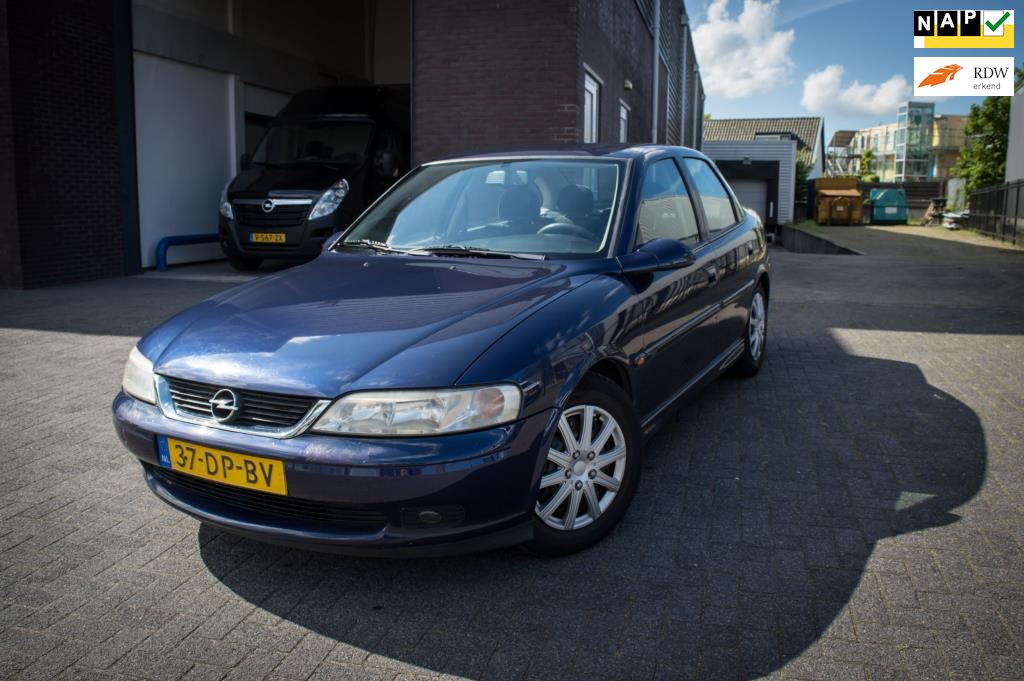 Opel Vectra occasion - Autobedrijf Helderman