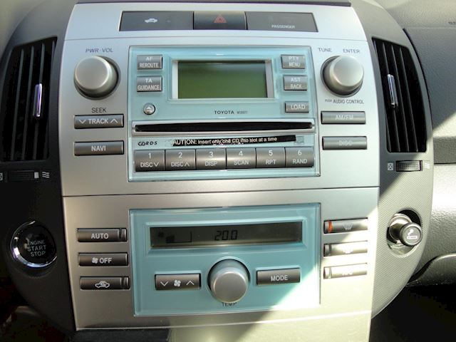 Toyota Verso 1.8 VVT-i Dynamic 7p. / AUTOMAAT ! VERKOCHT