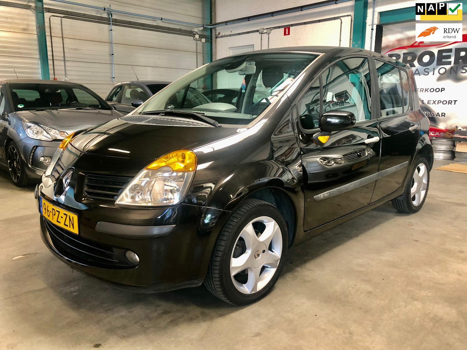 Renault Modus occasion - Broer Autohandel