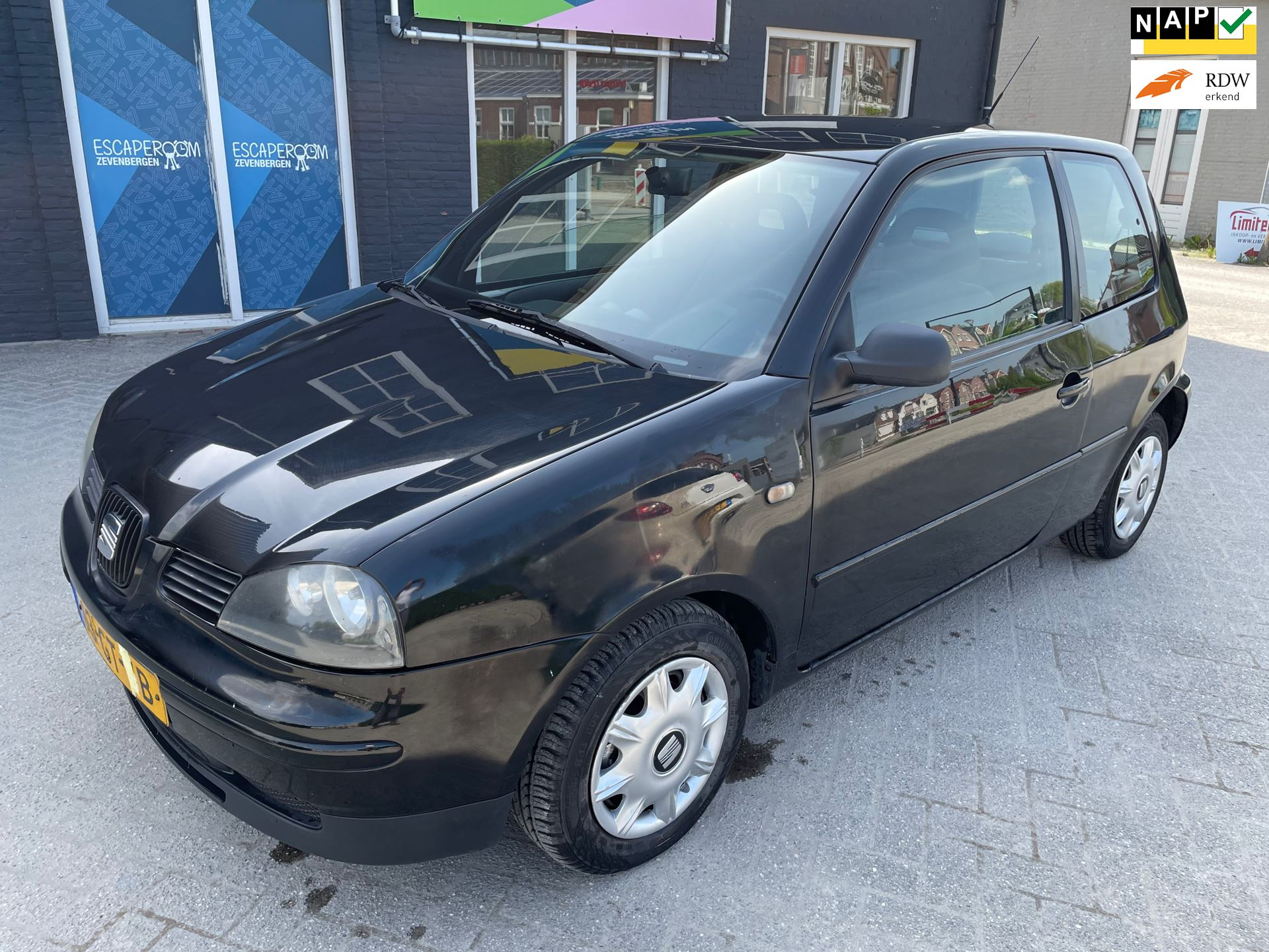 Seat Arosa occasion - Limited Car