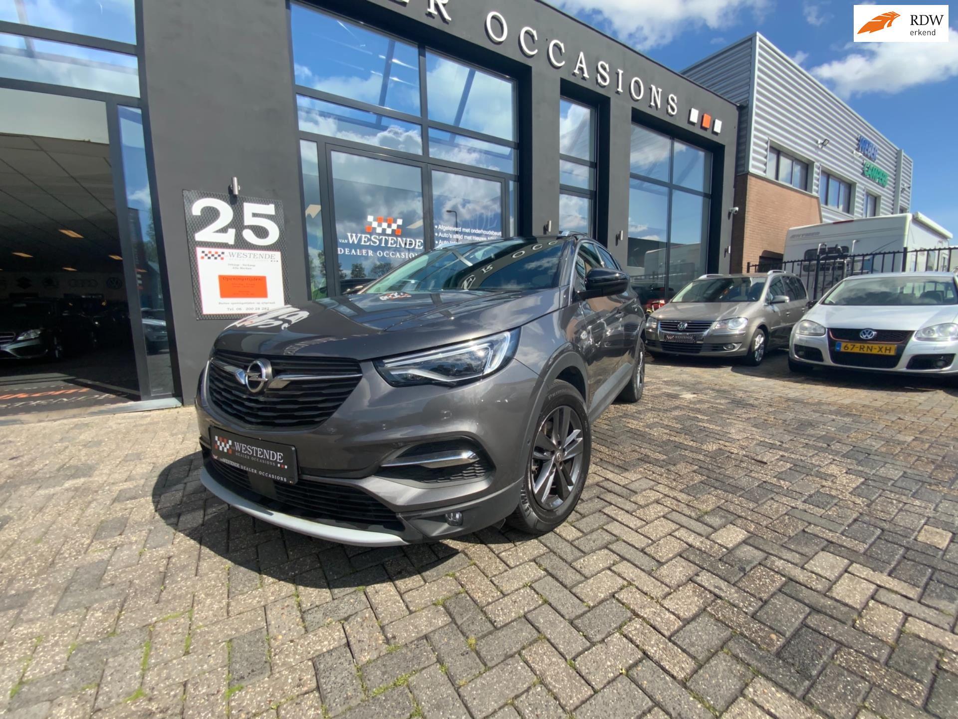 Opel Grandland X occasion - Van Westende Dealeroccasions