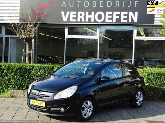 Opel Corsa 1.2-16V Essentia - AIRCO - CRUISE CONTROL - GARANTIE !!