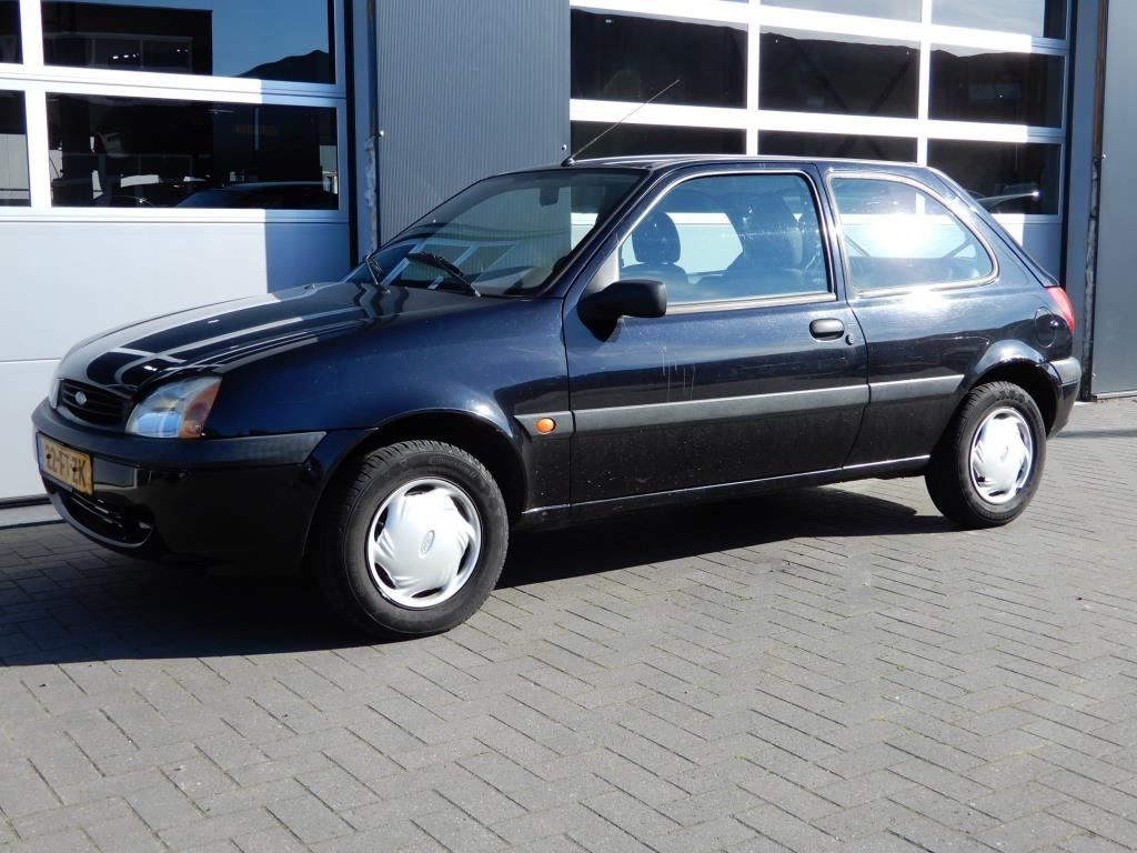 Ford Fiesta occasion - Car Service Elburg