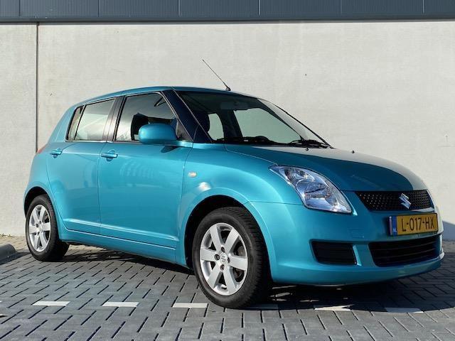 Suzuki Swift occasion - Rosier Auto's