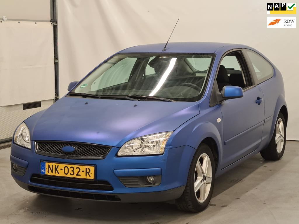 Ford Focus occasion - Autohandel Honing
