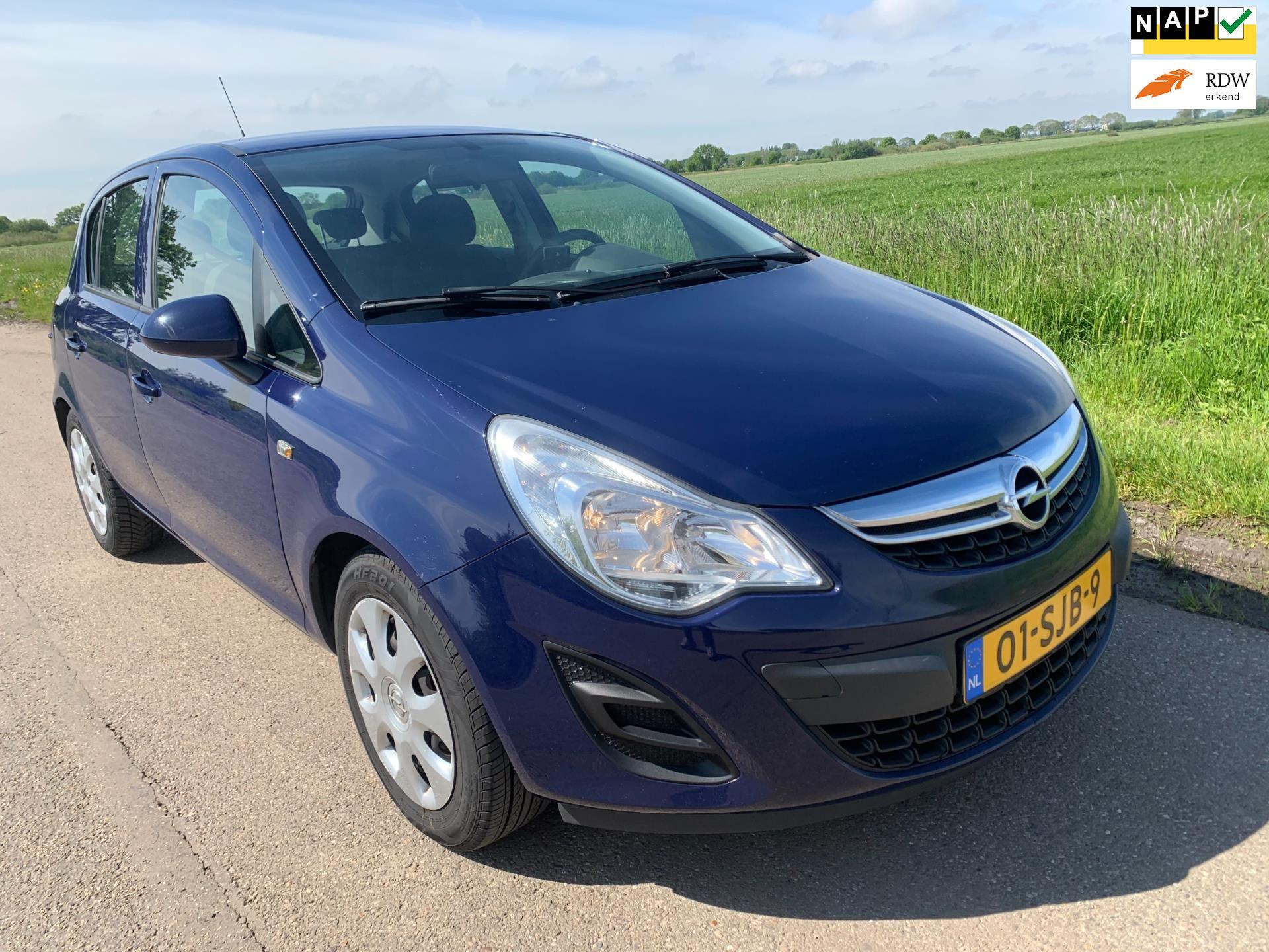 Opel Corsa occasion - Van der Made Auto's