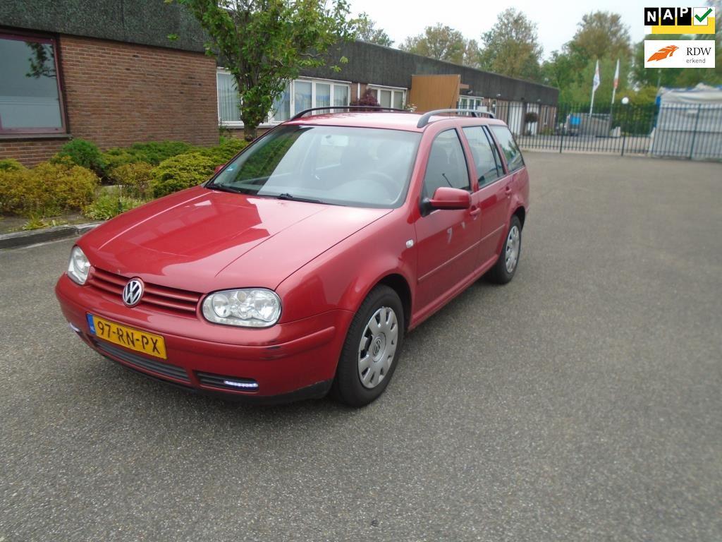 Volkswagen Golf Variant occasion - Handelsonderneming Posthumus