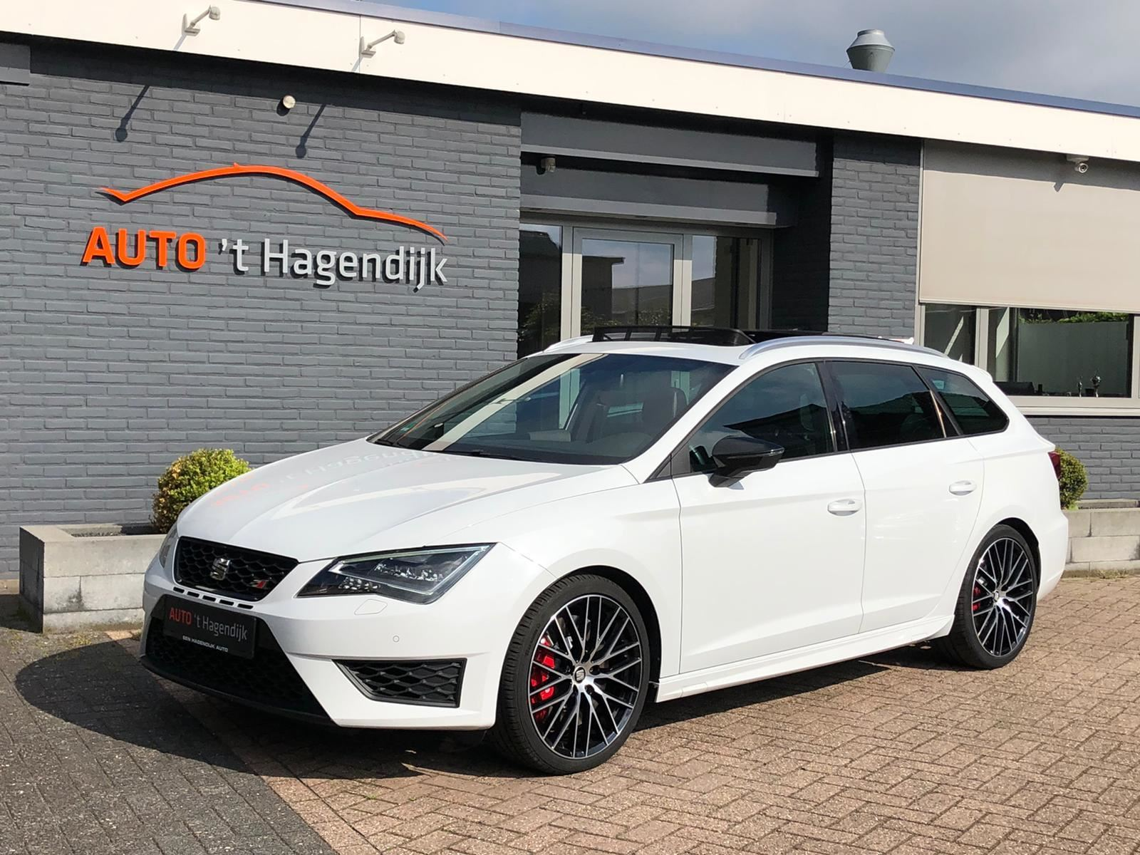 Seat Leon ST occasion - Auto 't Hagendijk
