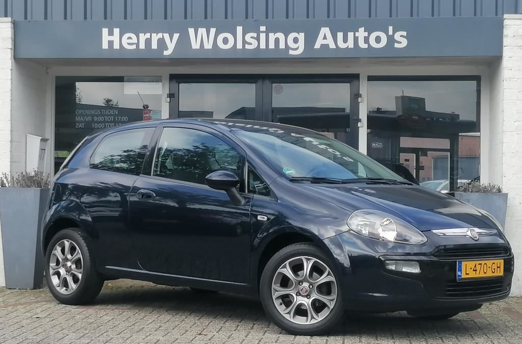 Fiat Punto Evo occasion - Herry Wolsing Auto's
