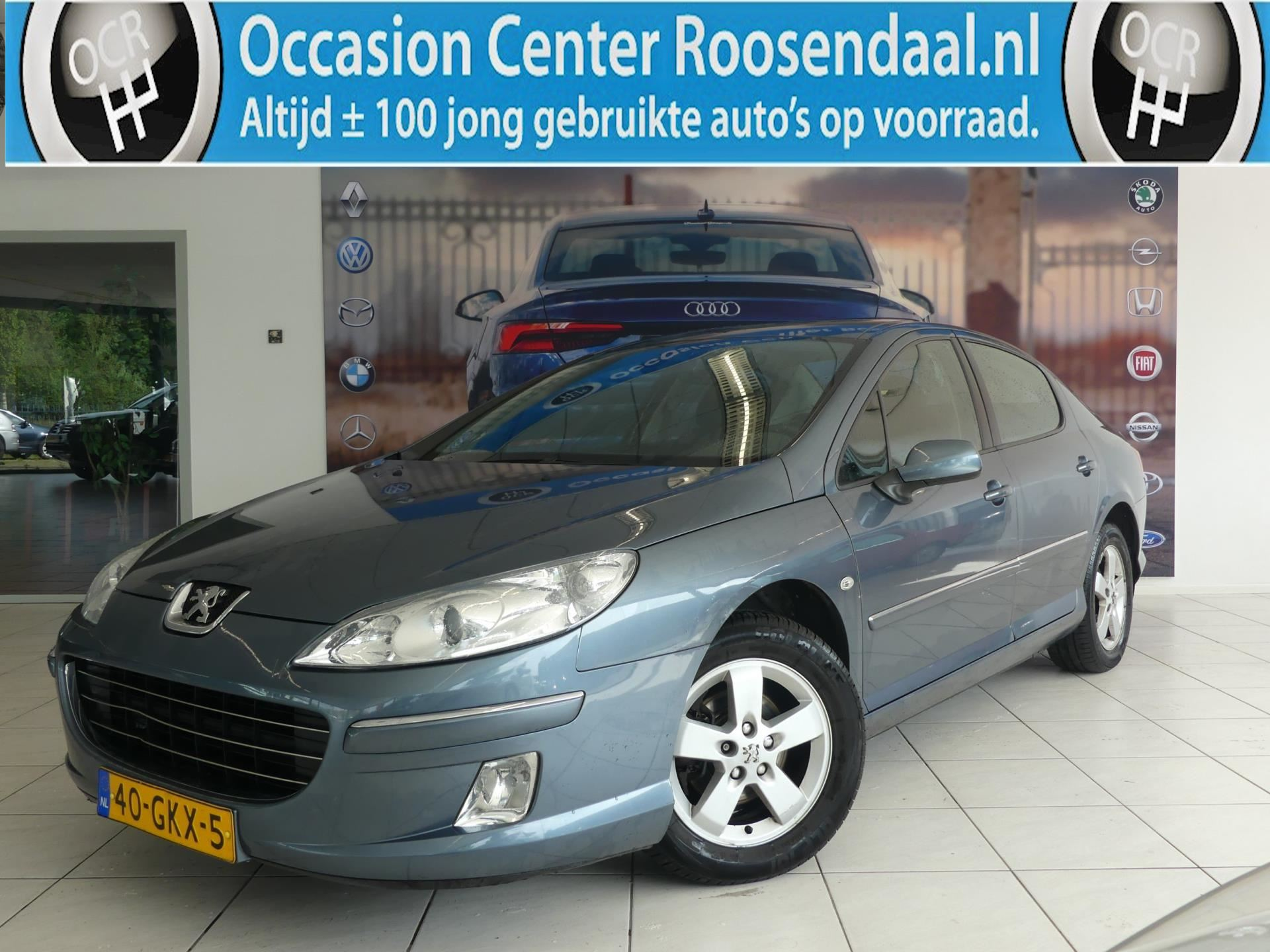 Peugeot 407 occasion - Occasion Center Roosendaal