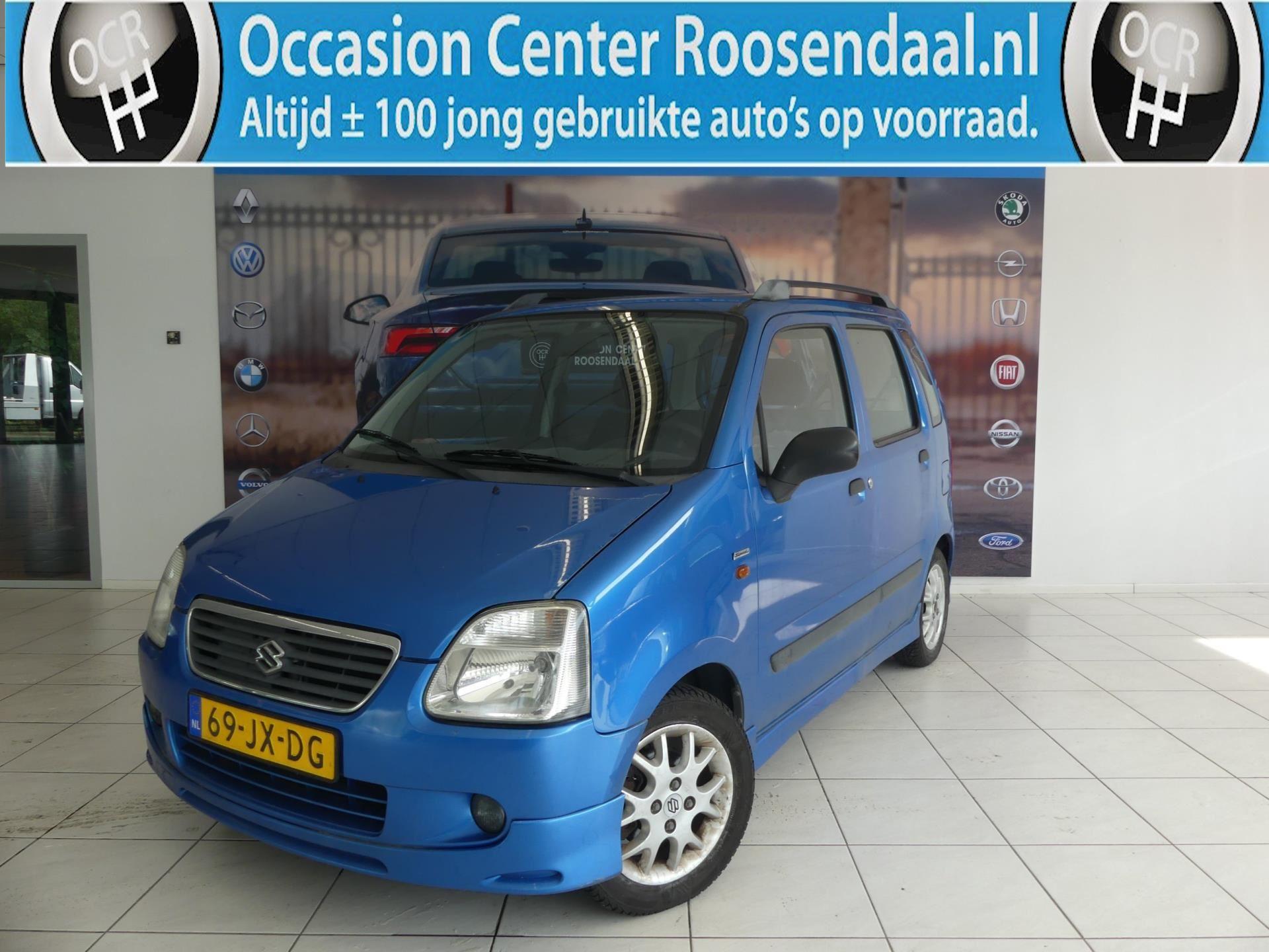 Suzuki Wagon R occasion - Occasion Center Roosendaal